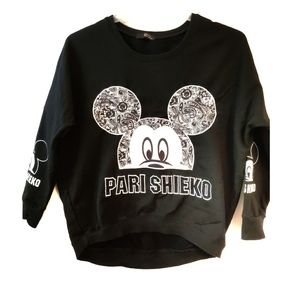 Kuhan apparel mouse bling pari shieko sweatshirt